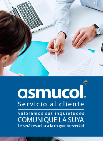ASMUCOL Afiliación colectiva legal para independientes a EPS – ARL – pensiones – cesantías – caja compensación familiar – exequias